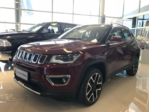 jeep compass limited plus ultimas unidades stock fisico!