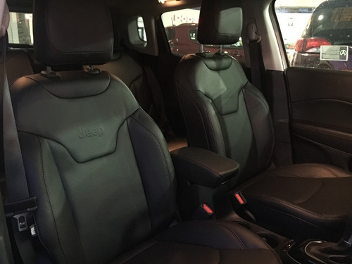 jeep compass limited premium 2018