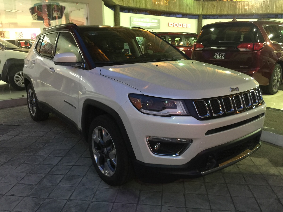 jeep compass limited premium 2018 579 900 en mercado libre. Black Bedroom Furniture Sets. Home Design Ideas