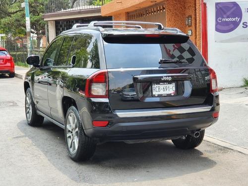jeep compass limted 2016 factura de agencia gps impecable!!