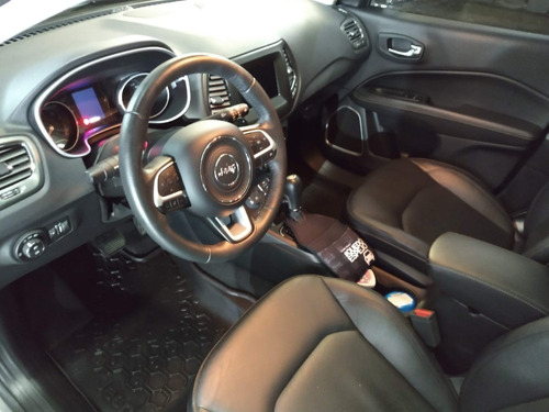 jeep compass longitud plus at9 awd