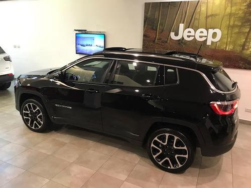 jeep compass  longitud plus c/techo