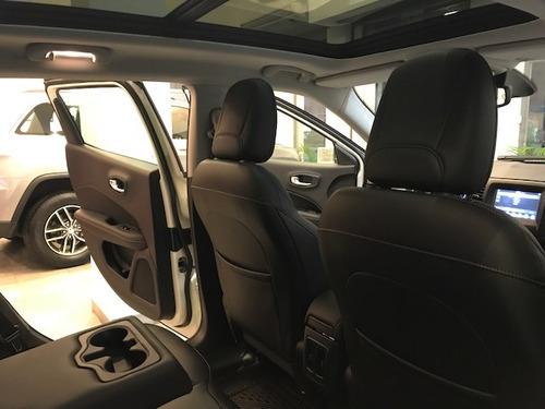 jeep compass longitude  0km 2018 autodrive
