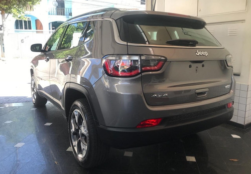 jeep compass longitude 19/19 pack premium/ safety/ skay gray