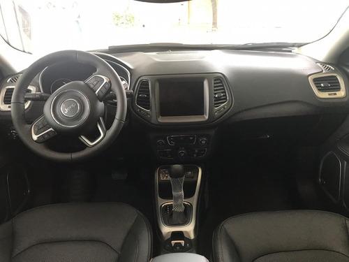 jeep compass longitude  19/20  0km pack premium diesel