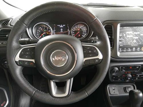 jeep compass longitude 2.0 16v 4x2 flex aut. 2017