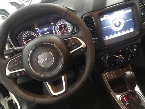 jeep compass longitude 2.0 16v flex aut. 2019/2020 - 0km