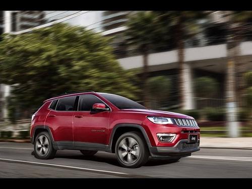 jeep compass longitude 2.0 automática turbo 4x4 diesel