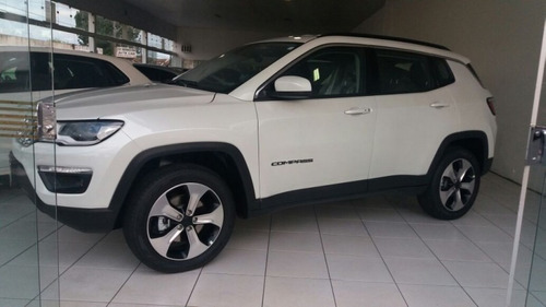 jeep compass longitude 2.0 branco 2018