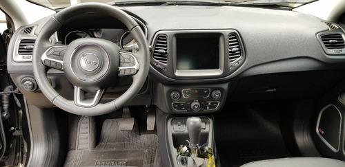 jeep compass longitude 2018 completo