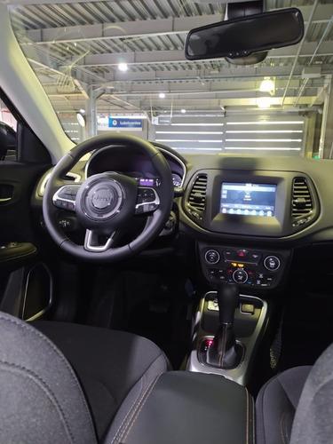 jeep compass longitude 2,4