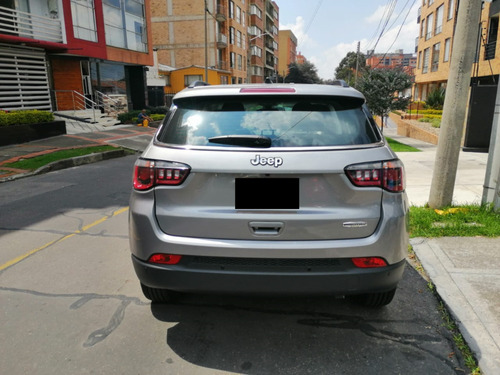 jeep compass longitude 2.4 at