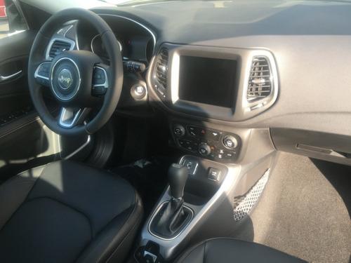 jeep compass longitude 2.4 at6 2020 no esperes a salir