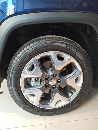 jeep compass longitude 2.4 at6 4x2 con techo! financiala!!