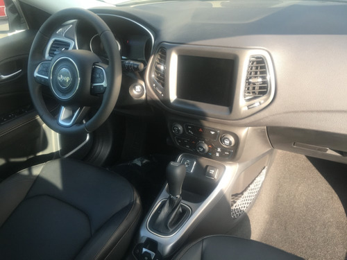 jeep compass longitude 2.4 at6 l/n 0 km  unidades en oferta