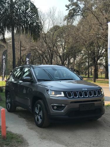 jeep compass longitude 4x2 automática