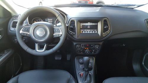 jeep compass longitude 4x4 automatica 2017