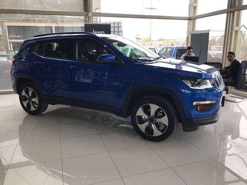 jeep compass longitude 4x4 open edition entrega inmediata