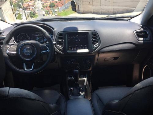jeep  compass longitude   ano  2018