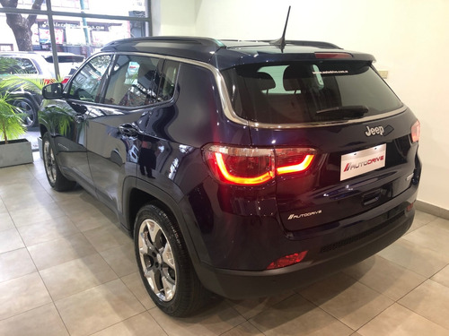 jeep compass longitude a/t 6 4x2  2020