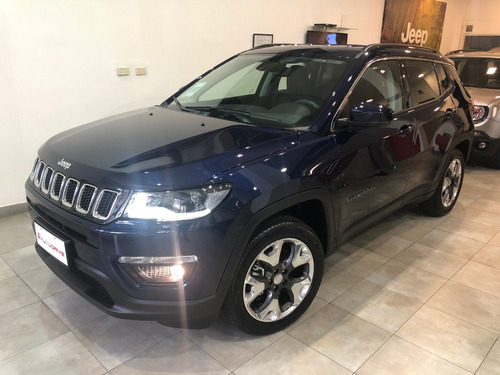 jeep compass longitude a/t 6 4x2