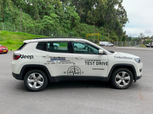 jeep compass longitude a/t