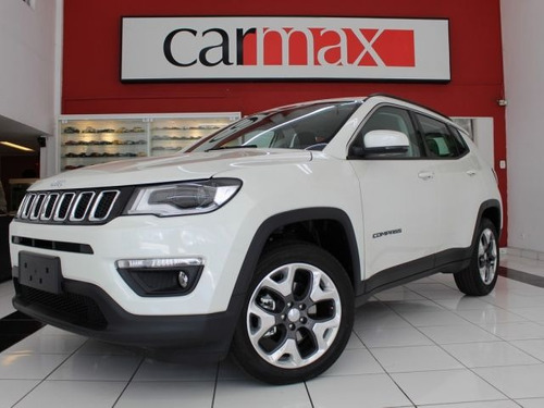 jeep compass longitude at6 2.0 16v flex, cps0801