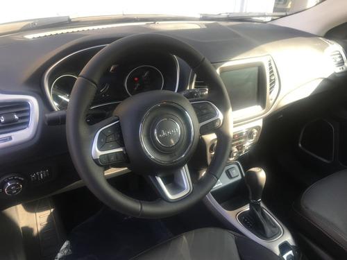 jeep compass longitude at6 2.4 my2020 0km