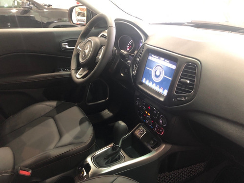 jeep compass longitude automatica autodrive