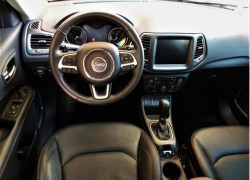 jeep compass longitude automatico aceitamos troca unico dono