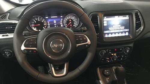 jeep compass longitude diesel - blindado