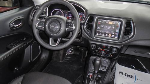 jeep compass longitude diesel blindado nivel 3a 2017 2018