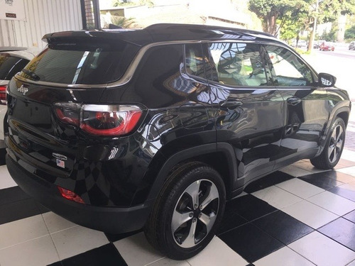 jeep compass longitude flex 2019 zero km / pack premium