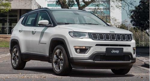 jeep compass longitude flex automática 0km venha conferir !!