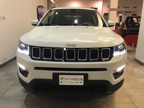 jeep compass longitude plus 0km 2017 nueva