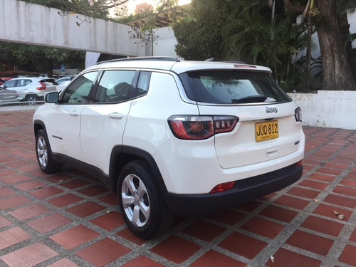 jeep compass longitude plus at