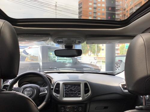 jeep compass longitude pluss 2020 techo panoramico