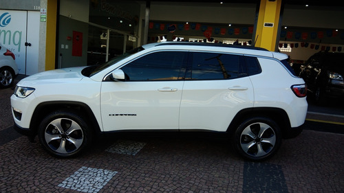 jeep compass longitude premium 2.0 flex 2017 impecavel