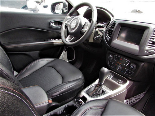 jeep compass longitude sec 2.4 gasolina 4x2 garantia fábrica