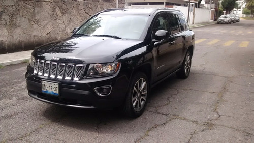 jeep compass ltd, 2014 !!oportunidad única!!