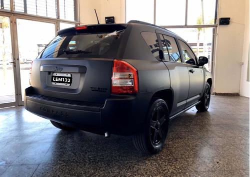 jeep compass nafta sport 4x4 full-full excelente, anticipo $