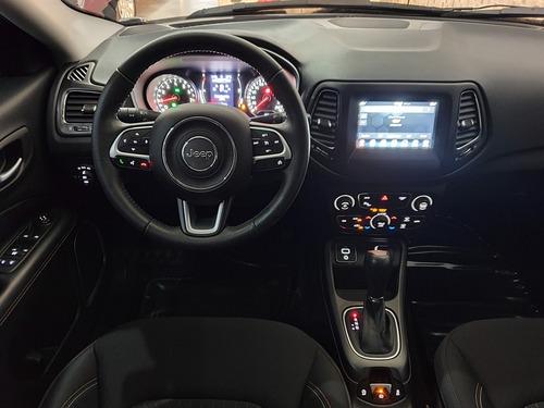 jeep compass sport 1.8 flex 2018 vermelho automático