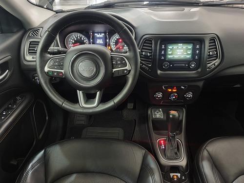 jeep compass sport 2.0 16v flex 2017 preto automático