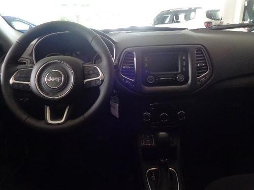 jeep compass sport 2.0 flex 4x2 aut 0km 18/18
