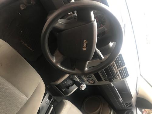 jeep compass sport 2007 cvt. 4x4