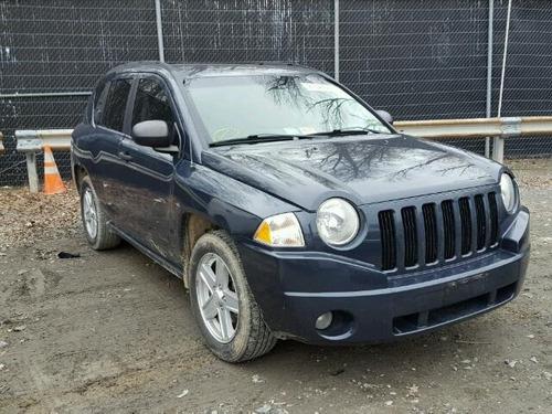 jeep compass sport 2007 se vende solamente en partes