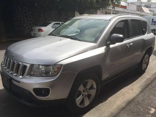 jeep compass sport 2012 precio de oportunidad!!