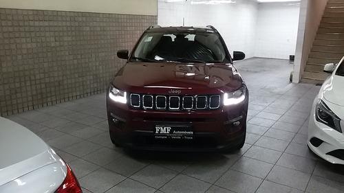 jeep compass sport 2017 única dona