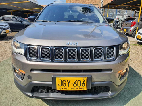 jeep compass sport 2018 4x2 mec