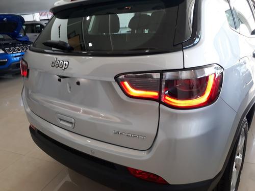 jeep compass sport 2.4  0km 2018  al mejor precio